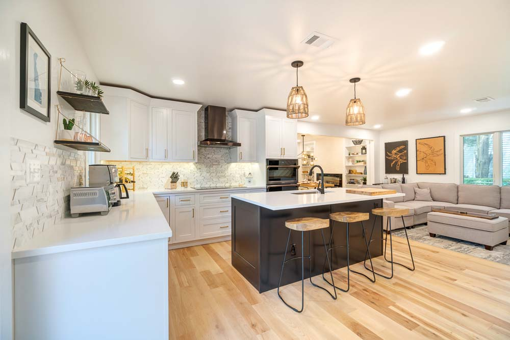 Rehoboth, Delaware Beach House Renovation by Byrd Design and Build